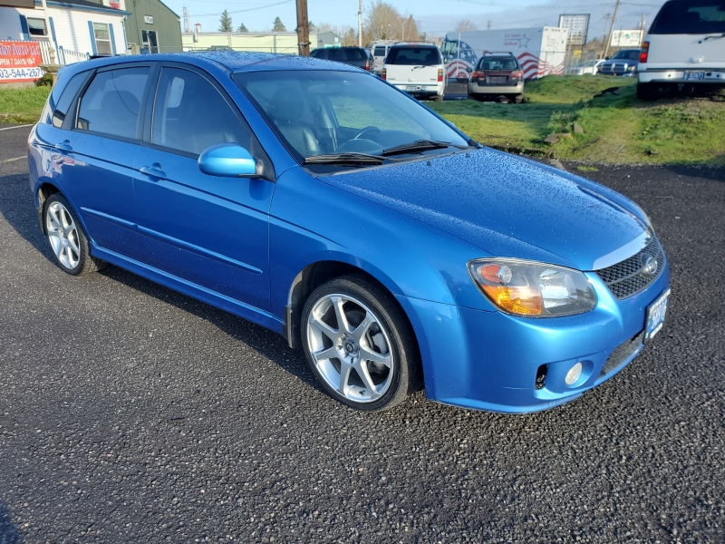 Kia Spectra 2008 price $4,295