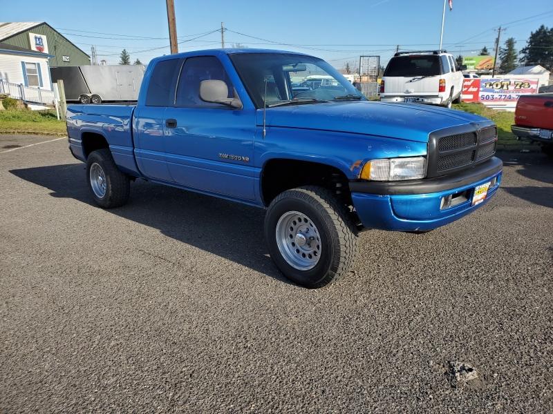 Dodge Ram 1500 1998 price $4,495