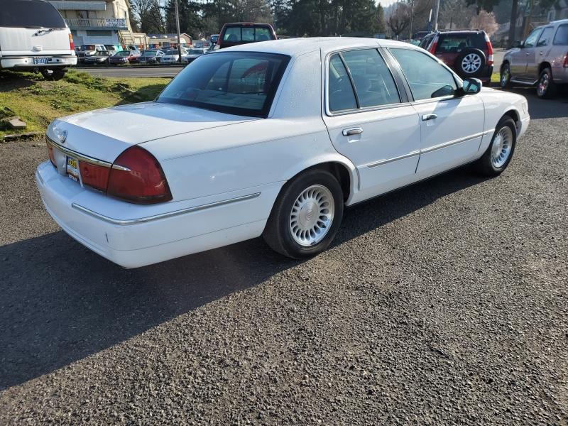Mercury Grand Marquis 2001 price $2,995