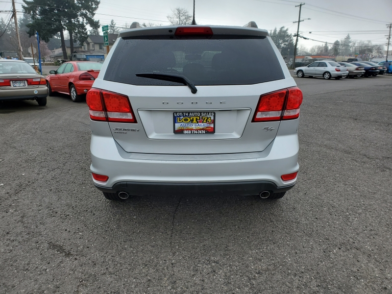 Dodge Journey 2011 price $8,495