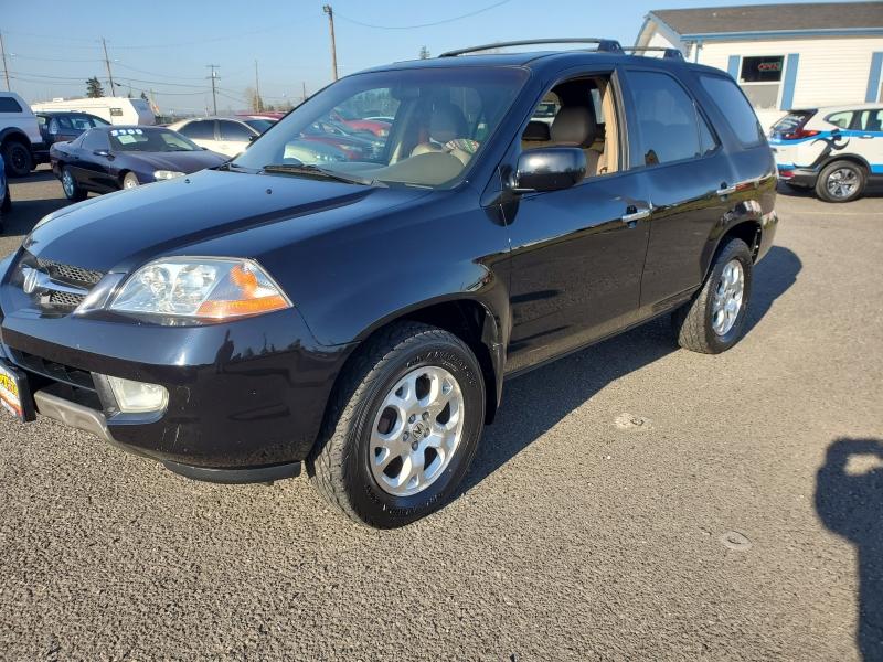 Acura MDX 2002 price $3,495