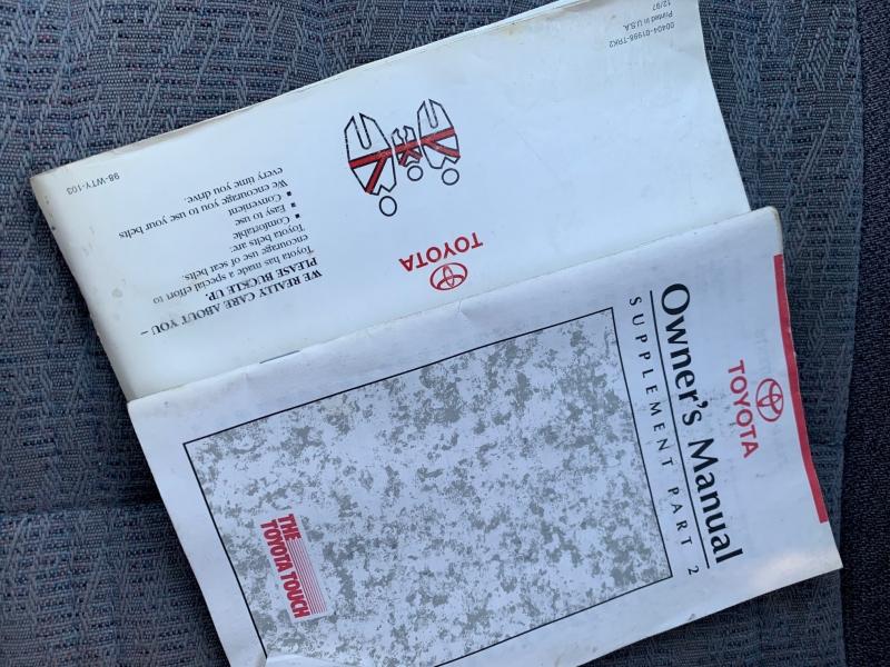 Toyota Tacoma 1998 price $4,495