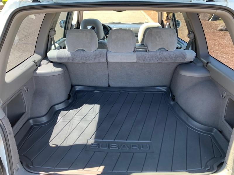 Subaru Forester 2002 price $3,995
