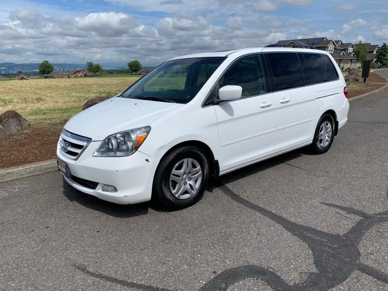 Honda Odyssey 2007 price $4,995