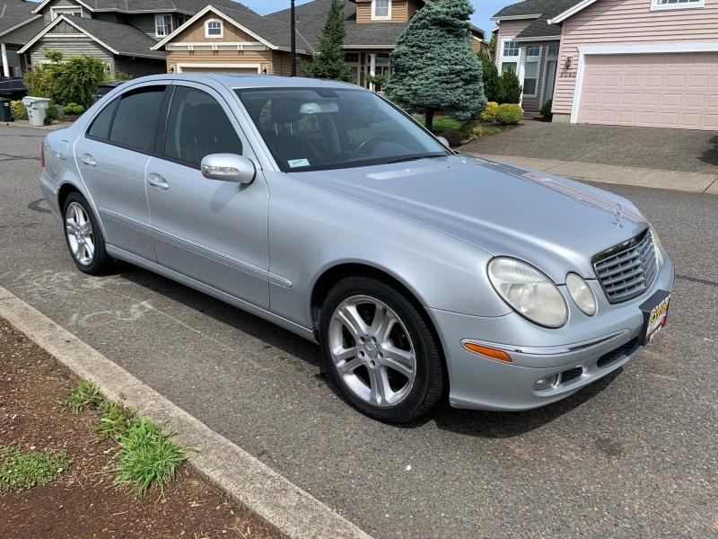 Mercedes-Benz E-Class 2006 price $5,995