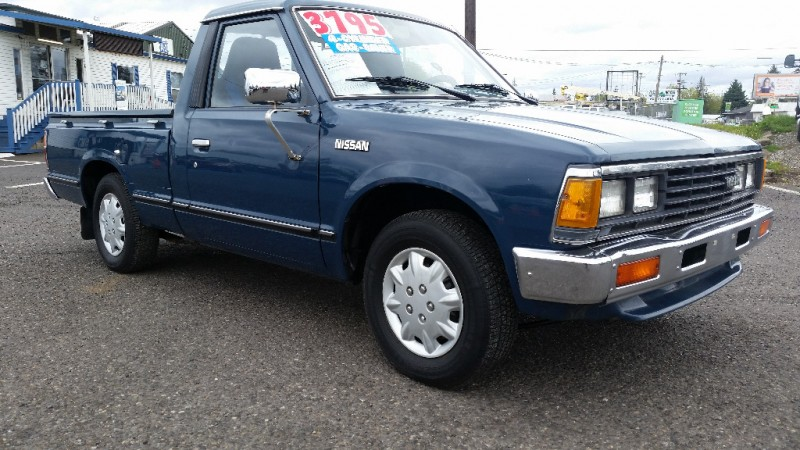 1984 Nissan Pickup Std Long Bed Auto Warranty Available