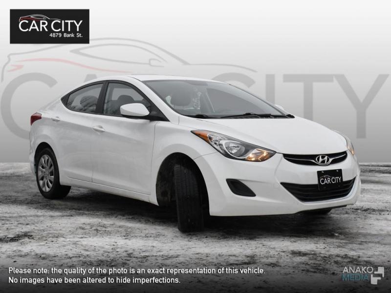 Hyundai Elantra 2012 price $6,999