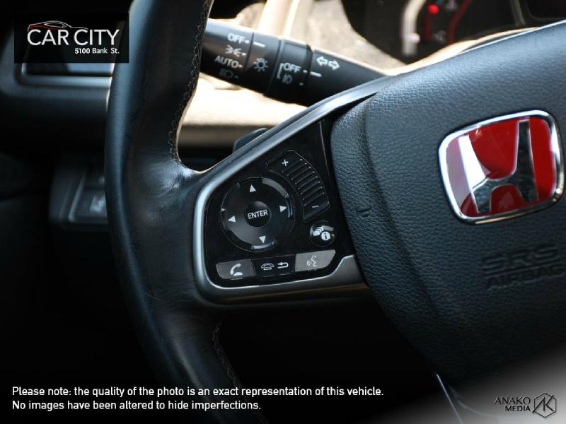 Honda Civic Hatchback 2017 price $18,700