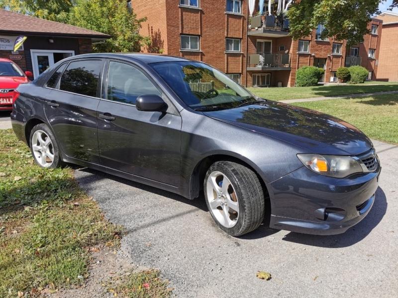 Subaru Impreza Sedan (Natl) 2008 price $3,990