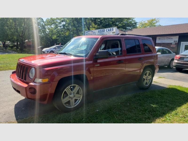 Jeep Patriot 2008 price $4,490