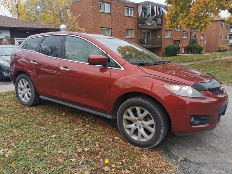 Mazda CX-7 2007 price $6,890