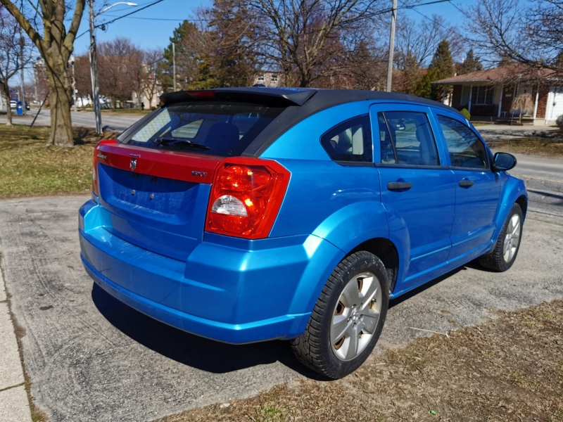 Dodge Caliber 2008 price $4,490