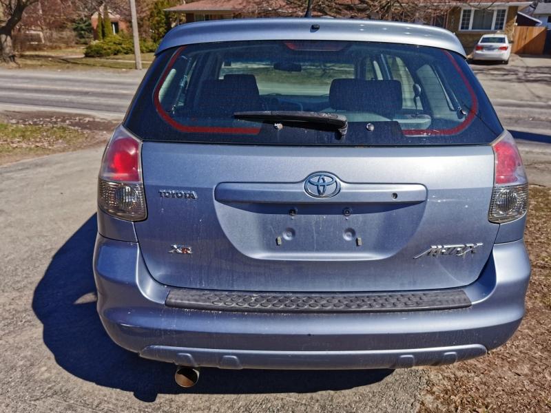 Toyota Matrix 2006 price $3,990