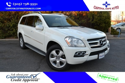 2010 MERCEDES-BENZ GL 450 4MATIC