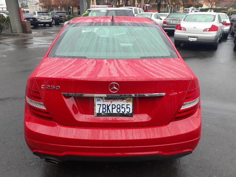 Mercedes-Benz C-Class 2013 price $11,299