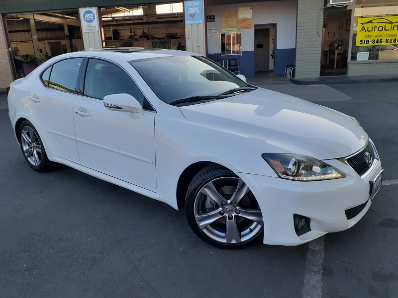 Lexus IS 250 2012 price $11,499