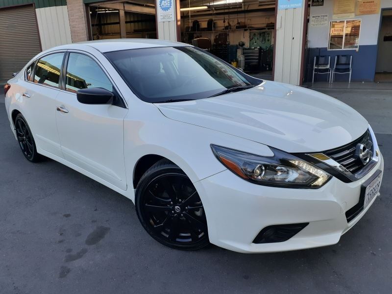 Nissan Altima 2017 price $14,995