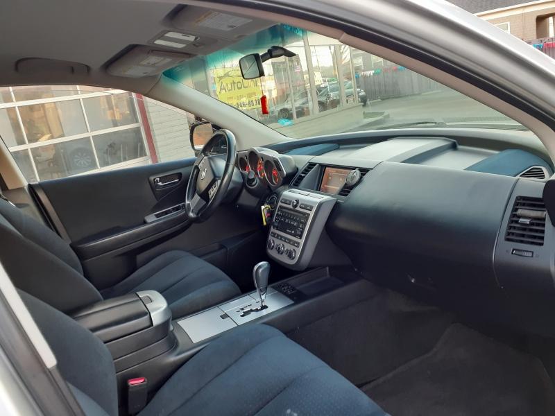 Nissan Murano 2007 price $5,788