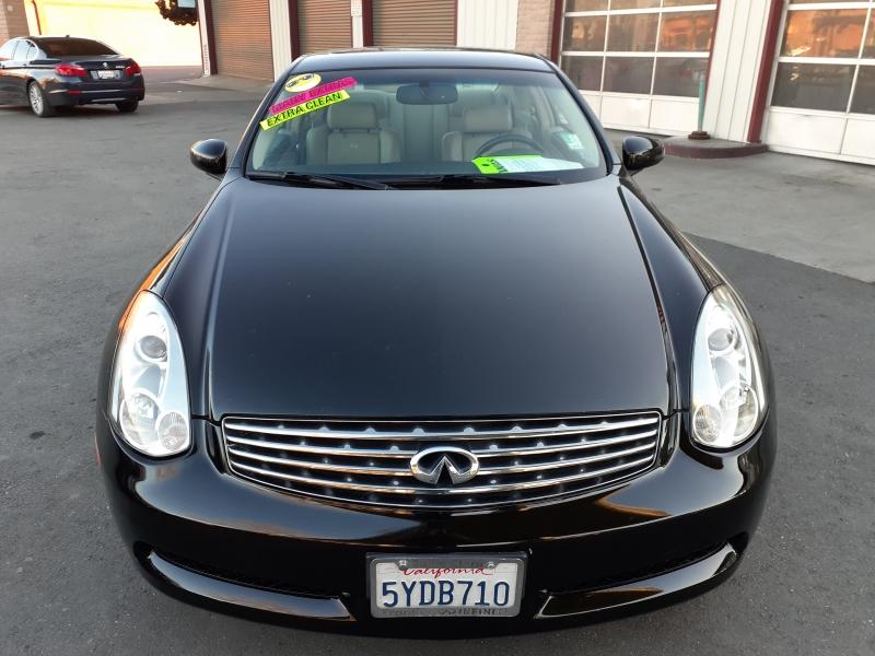 Infiniti G35 Coupe 2007 price $10,499