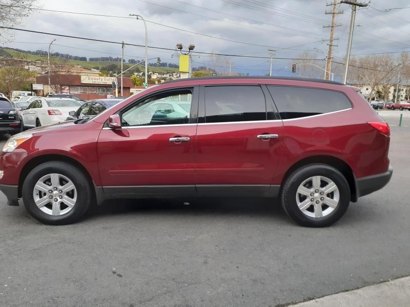 Chevrolet Traverse 2010 price $9,499