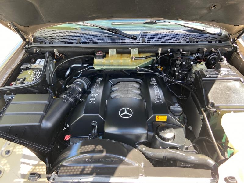 Mercedes-Benz M-Class 2001 price $5,995