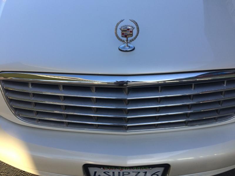Cadillac DeVille 2001 price $6,488