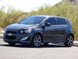 Chevrolet Sonic RS 2013