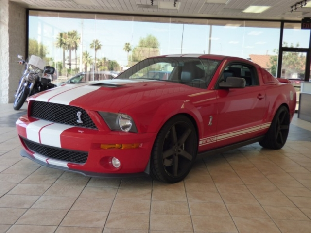 2007 Ford Mustang Shelby GT 500