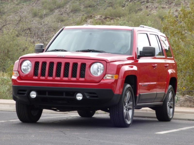 Jeep Patriot 2016 price $12,468
