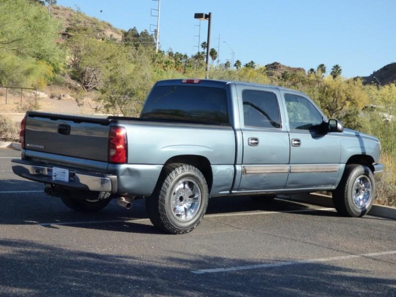 Chevrolet Silverado 1500 Classic 2007 price $4,499