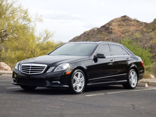 2010 Mercedes-Benz E 350 Luxury