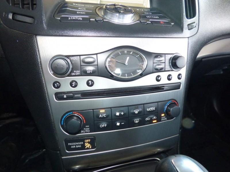 Infiniti G37 Coupe 2011 price $11,997