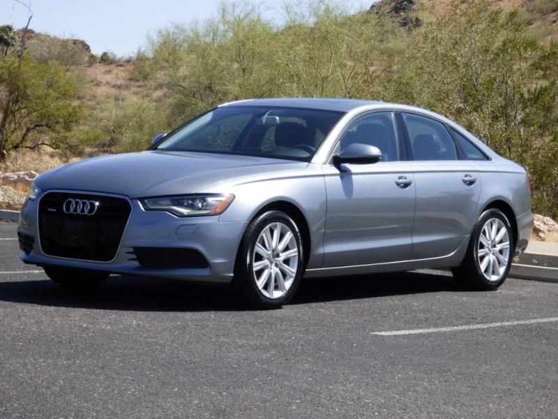 Audi A6 2013 price $13,683