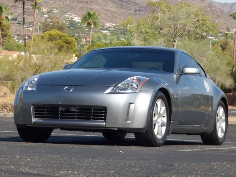 Nissan 350 Z 2003 price $6,750