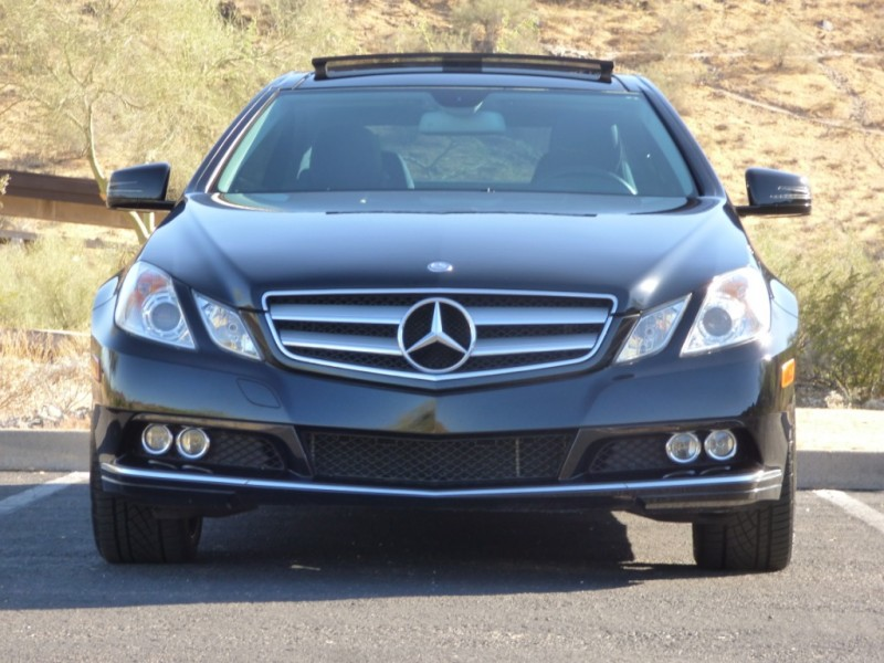 Mercedes-Benz E350 Coupe 2010 price $11,999