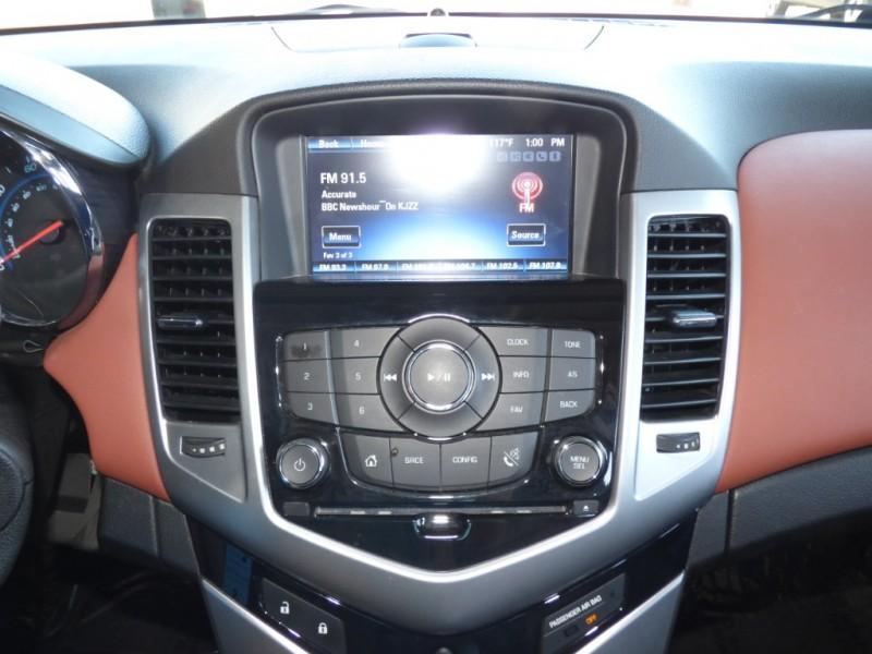 Chevrolet Cruze 2014 price $9,998