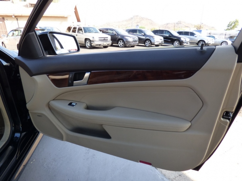Mercedes-Benz C350 2012 price $11,495