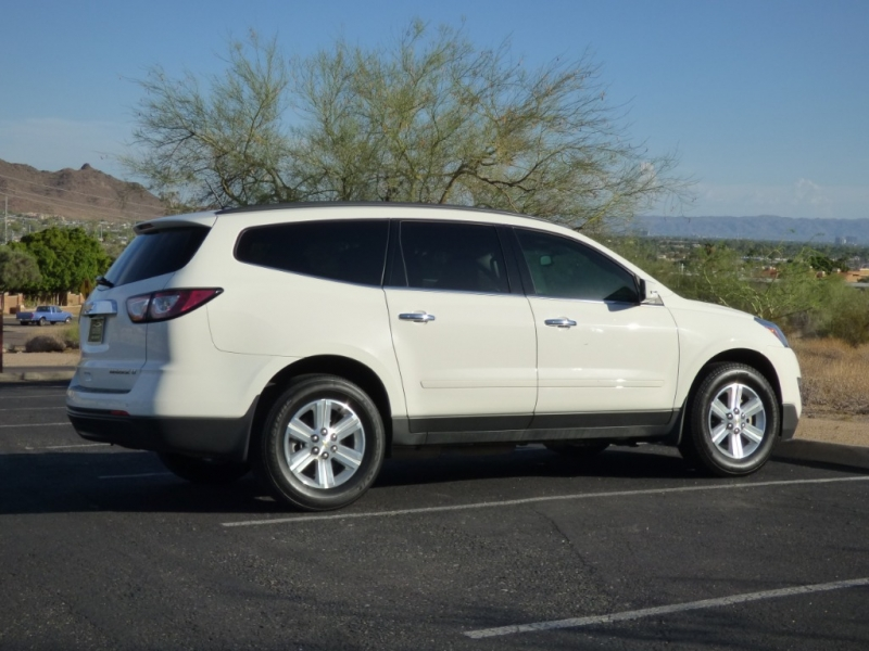 Chevrolet Traverse 2014 price $13,987