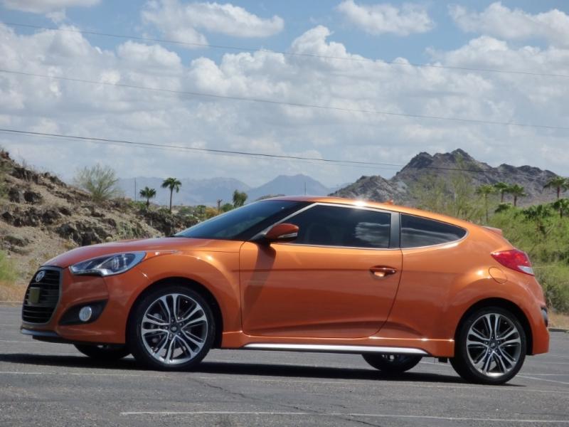 Hyundai Veloster Turbo 2016 price $13,999