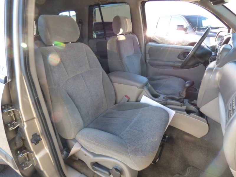 Chevrolet TrailBlazer 2002 price $3,845