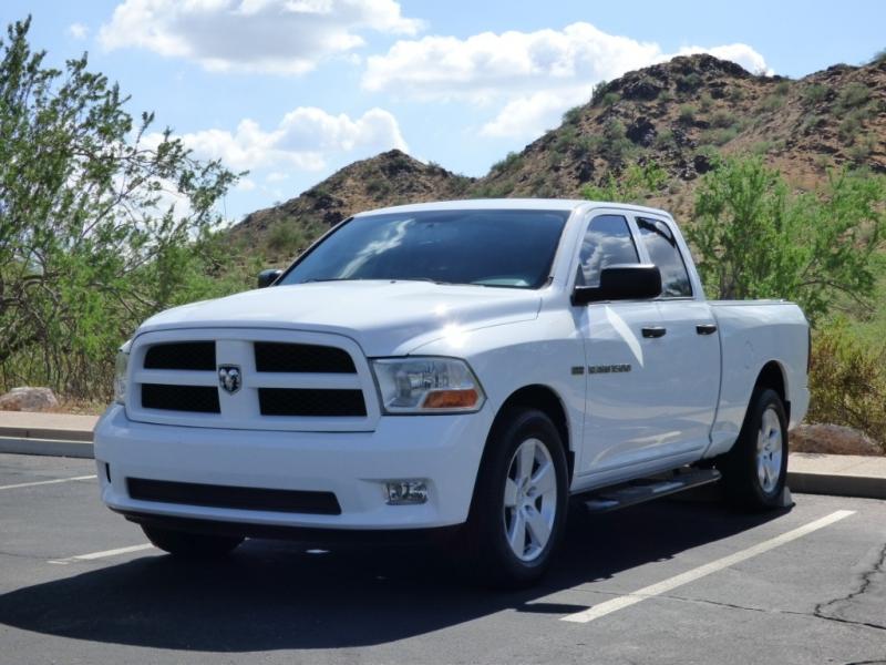 RAM 1500 2012 price $13,692