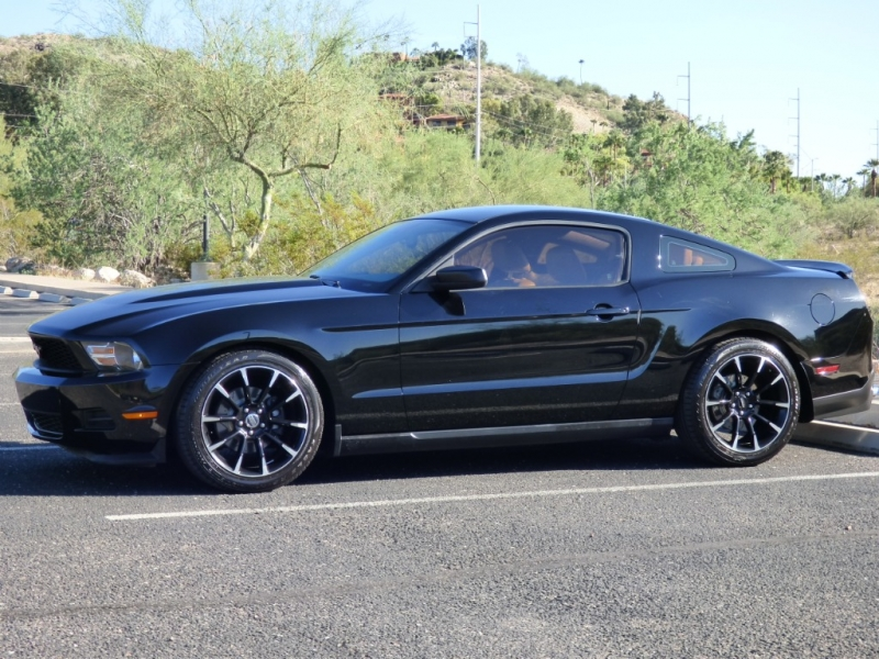 Ford Mustang 2012 price $12,488