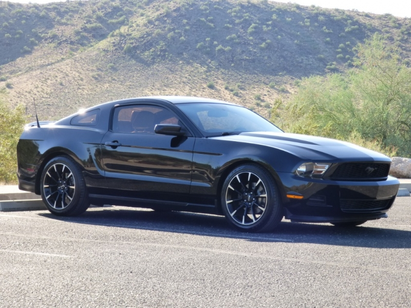 Ford Mustang 2012 price $14,488