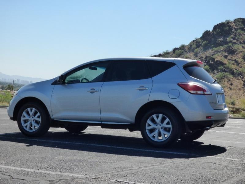 Nissan Murano 2012 price $10,423