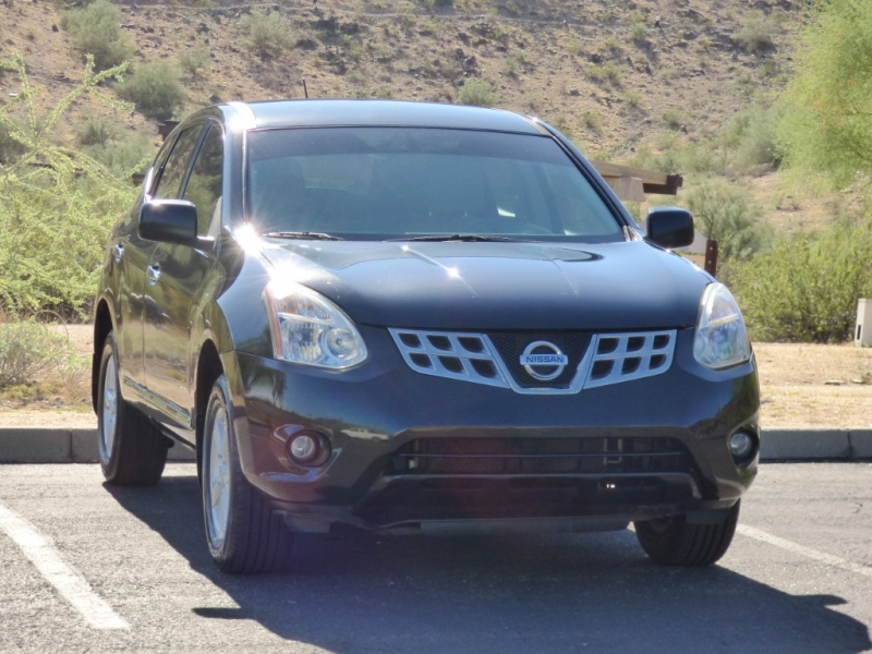 Nissan Rogue 2012 price $8,644