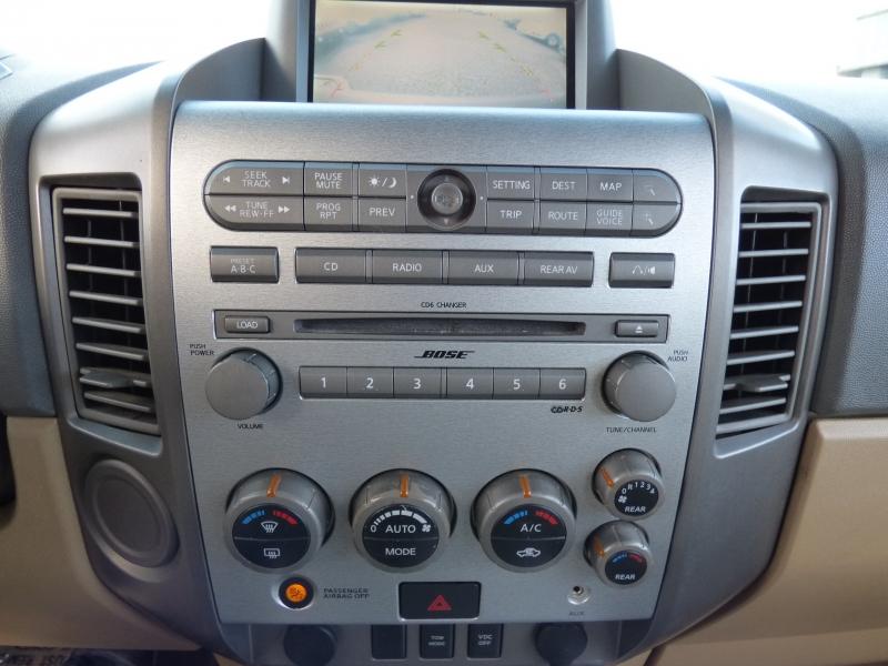 Nissan Armada 2005 price $6,599