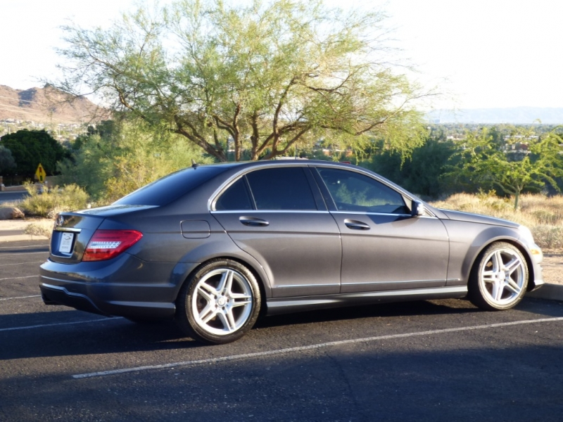 Mercedes-Benz C250 2013 price $12,395