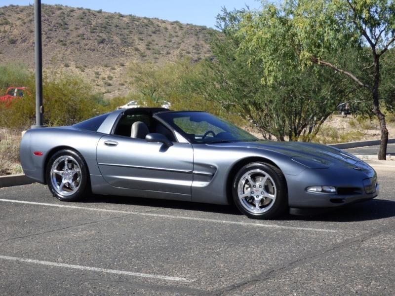 Chevrolet Corvette 2004 price $14,495