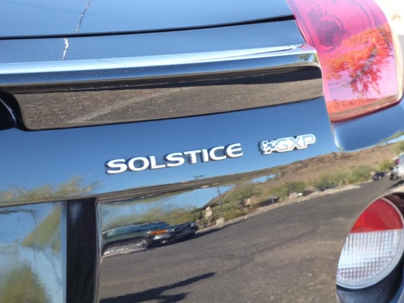 Pontiac Solstice 2007 price $10,995
