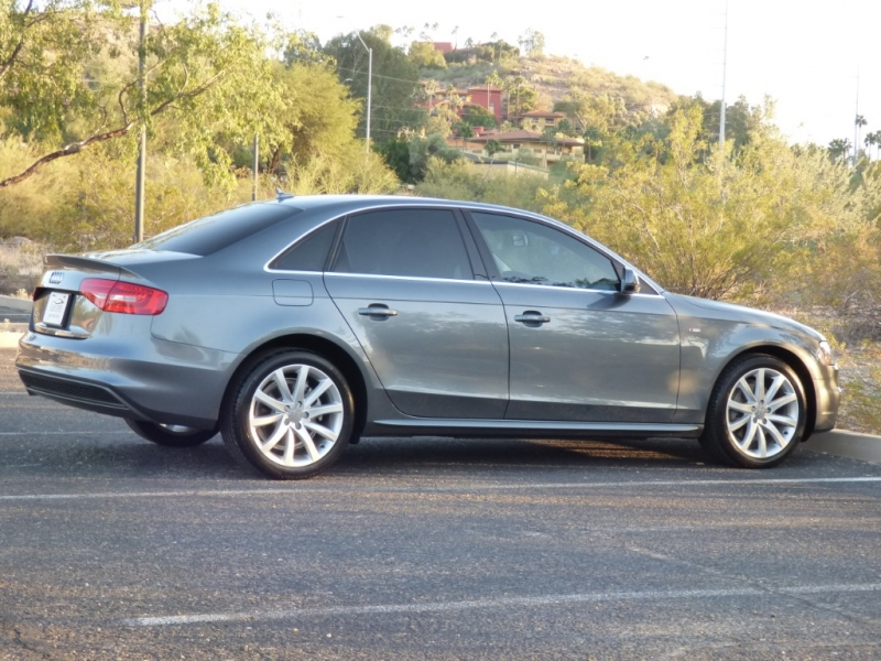 Audi A4 2014 price $12,395